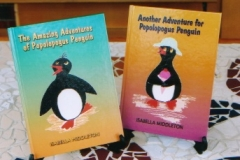 Popolopogus Adventure Books