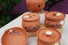 2020 CV Garlic Pots