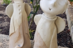2020 CV stoneware Angels